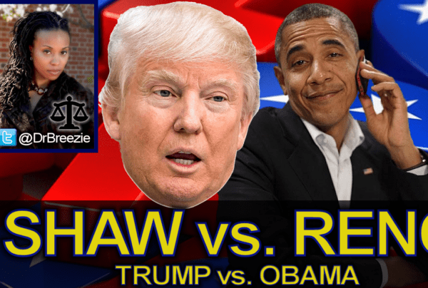 SHAW vs. RENO: Whose Fault Is It? – The Dr. Ramona Brockett Show