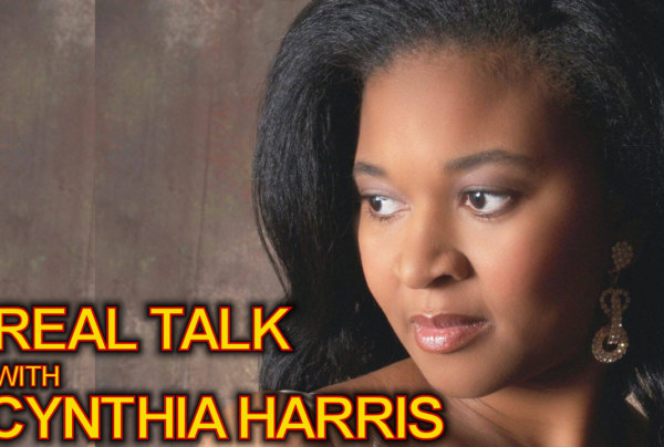 Real Talk With Cynthia Harris! – The LanceScurv Show