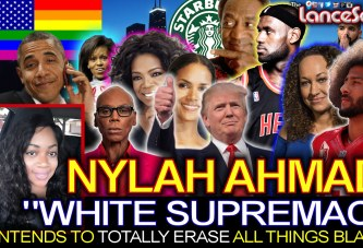 "NYLAH AHMAD: ""White Supremacy Intends To Erase All Things Black!"" – The LanceScurv Show"
