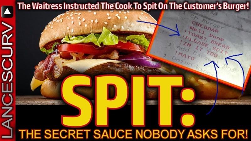 SPIT: The Secret Sauce Nobody Asks For! - The LanceScurv Show