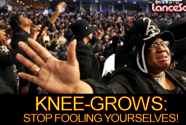 Brother Hallah: Knee-Grows Stop Fooling Yourselves! – The LanceScurv Show