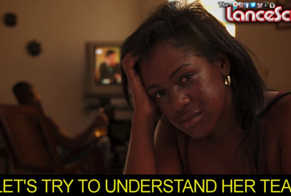 LET'S TRY TO UNDERSTAND HER TEARS! – The LanceScurv Show