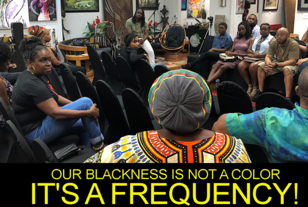 OUR BLACKNESS IS NOT A COLOR: IT'S A FREQUENCY! – The LanceScurv Show
