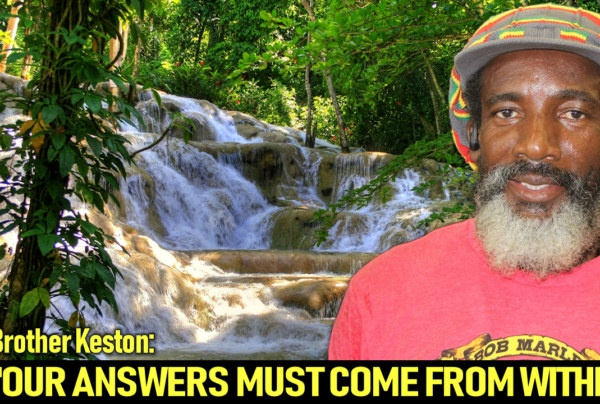 The Answer Is Not From The Outside But From Within Ourselves! – The LanceScurv Show