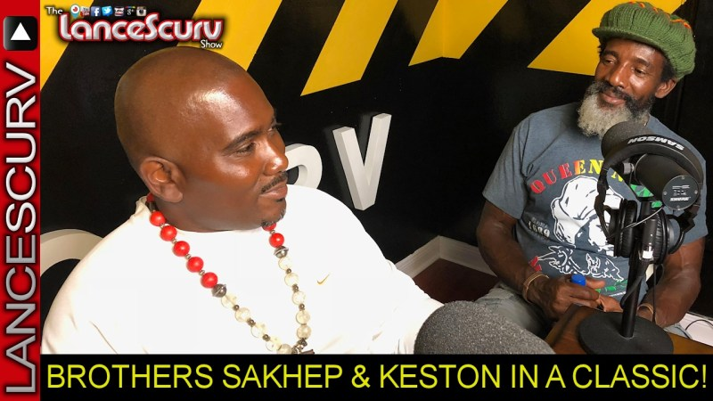 BREAKING THE OPPRESSIVE GRIP THAT RELIGION HAS ON THE BLACK NATION WORLDWIDE! - BROTHER KESTON LIVE!