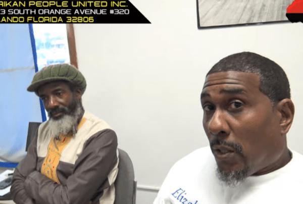 AFRIKAN PEOPLE UNITED INC./NOVEMBER 16, 2019