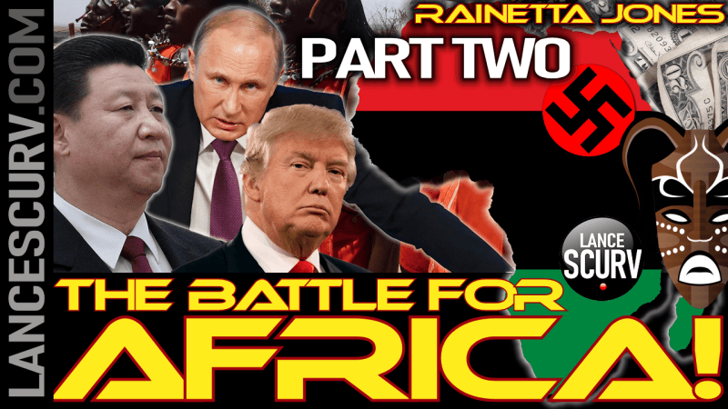 THE BATTLE FOR AFRICA: A PROPHETIC WARNING & CALL TO ACTION FOR AFRICAN PEOPLE WORLDWIDE! - PART 2