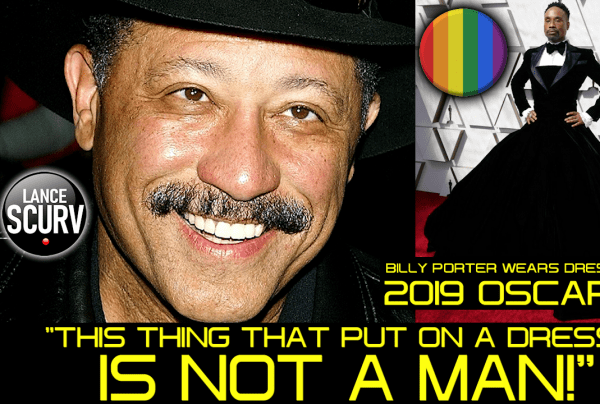 "JUDGE JOE BROWN ON 2019 OSCARS: ""THAT THING THAT PUT ON A DRESS IS NOT A MAN!"" – The LanceScurv Show"