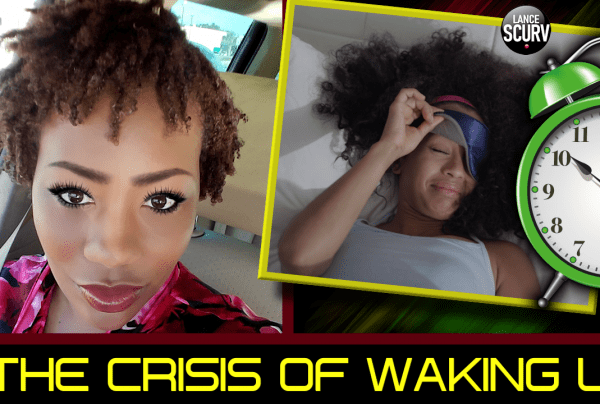 THE CRISIS OF WAKING UP! – MINISTER REBA BLISS