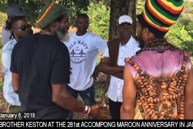 BROTHER KESTON: IF CHRISTIANITY SET YOU FREE THEN WHY ARE YOU STILL ENSLAVED?