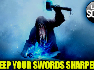 KEEP YOUR SWORDS SHARPENED! – The LanceScurv Show