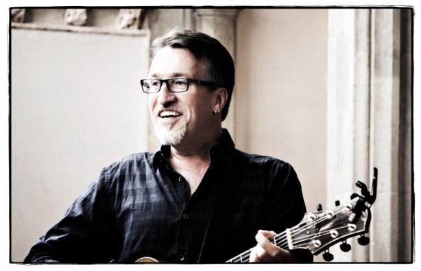 Steve Bell - image copyright Lancia E. Smith, 2011