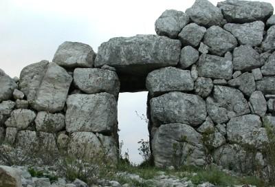 Risultati immagini per monte pallano area archeologica