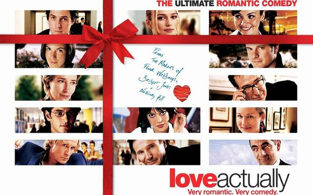 Jufilmtips Love Actually