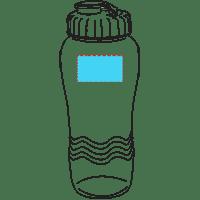 Lancopromo.com: 26 oz Sipper Sports Bottle