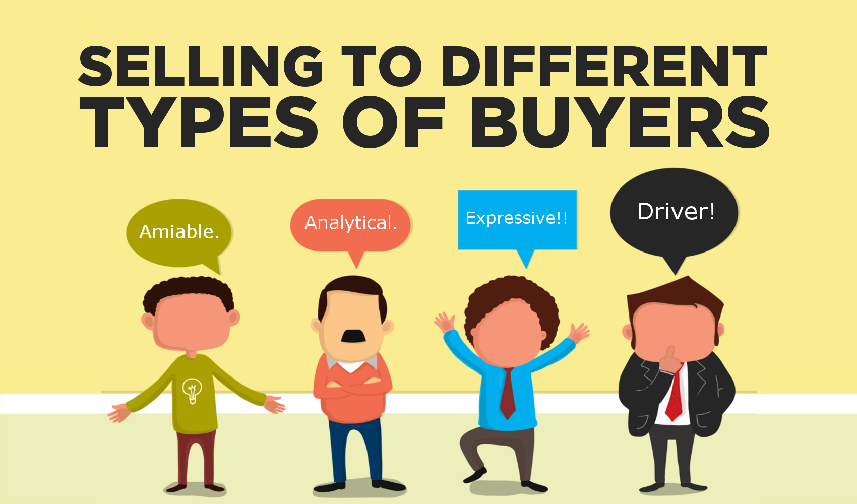 Selling To Different Buyer Types  North  Western
