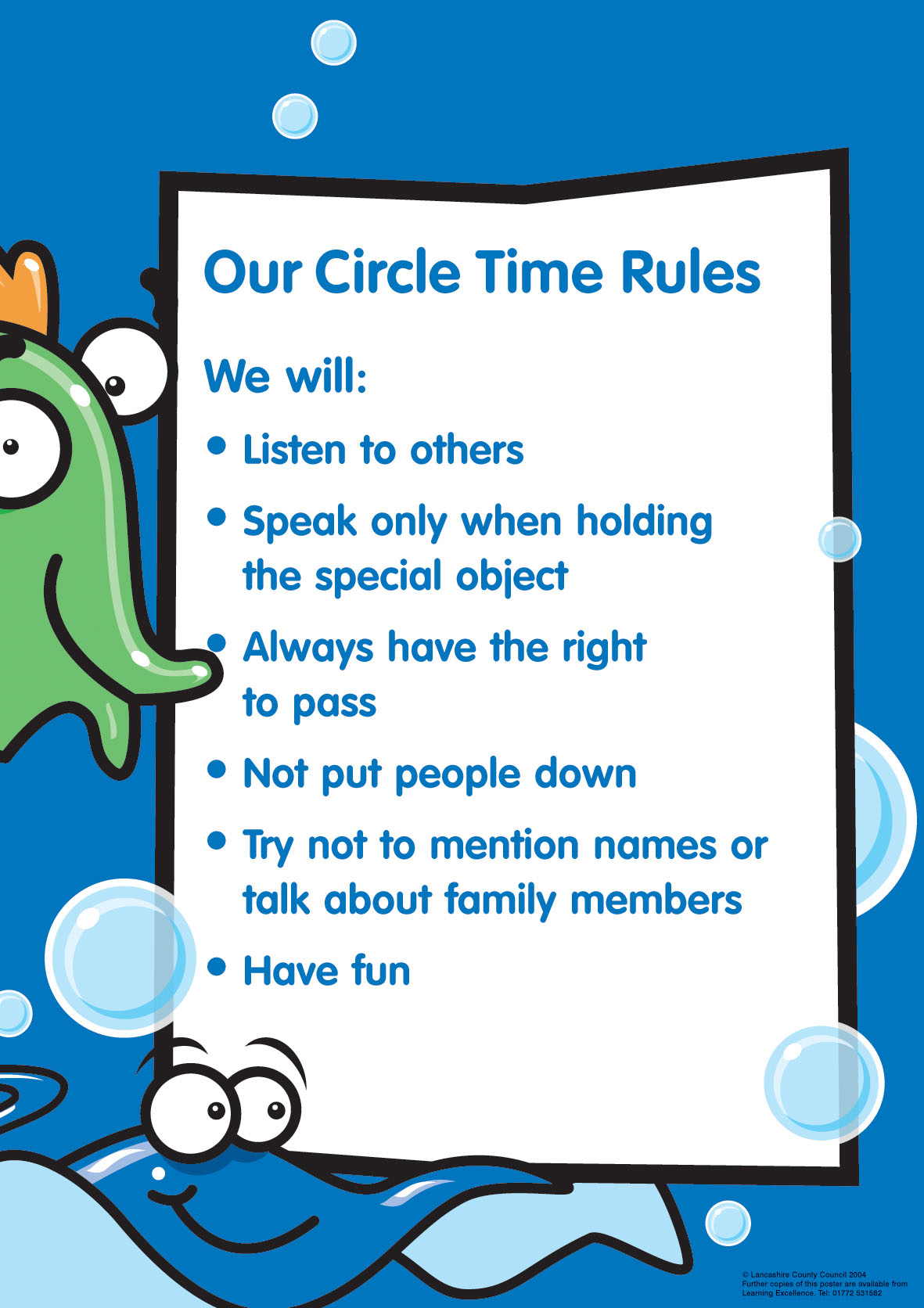 Life And Other Prime Numbers Circle Time