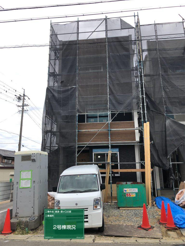 須ヶ口の家2号棟
