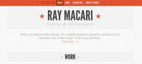Ray Macari