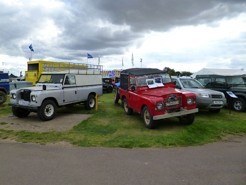 Review of the 2013 Land Rover Owner LRO Show