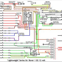 Camper Trailer 12 Volt Wiring Diagram Nz Land Rover Lightweight
