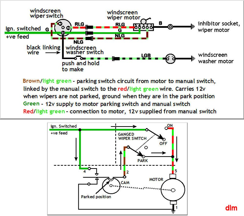 medium resolution of land rover series 3 wiper motor wiring diagram wiring libraryland rover lightweight rh land rover lightweight