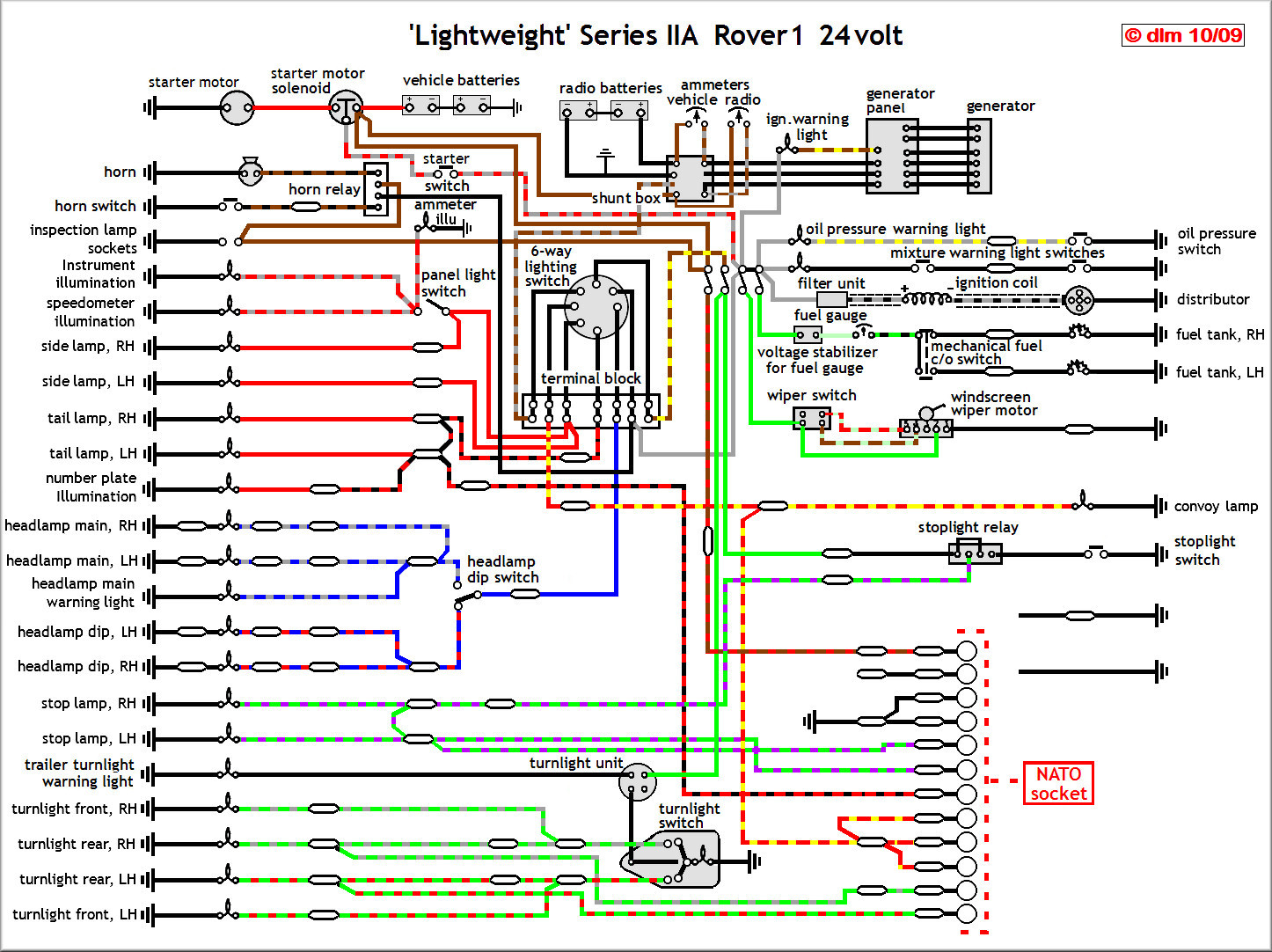 hight resolution of  series 3 24v circuit diagram