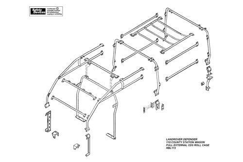 Land Rover parts, spares, Land Rover accessories, all