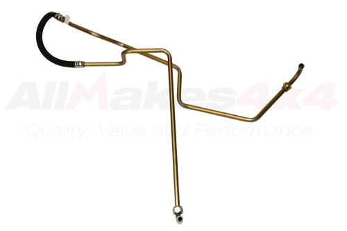 Transmission Cooler Line for Land Rover Discovery 1 V8