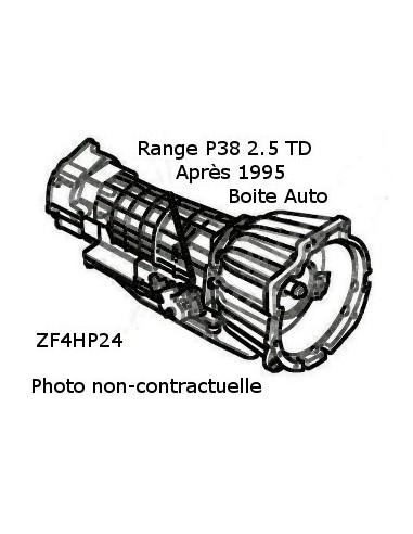 Boite de vitesse auto pour Range P38 2.5 TD ech/std