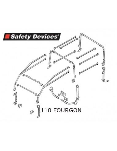 Arceau Safety Device pour 110 Fourgon