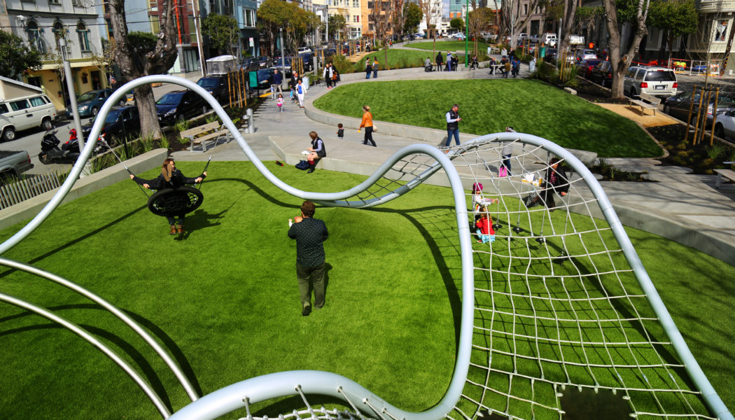 San Franciscos Ecologically and Socially Sustainable