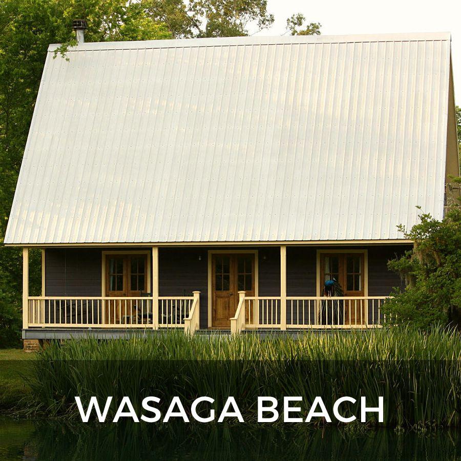 Wasaga Beach Country Home