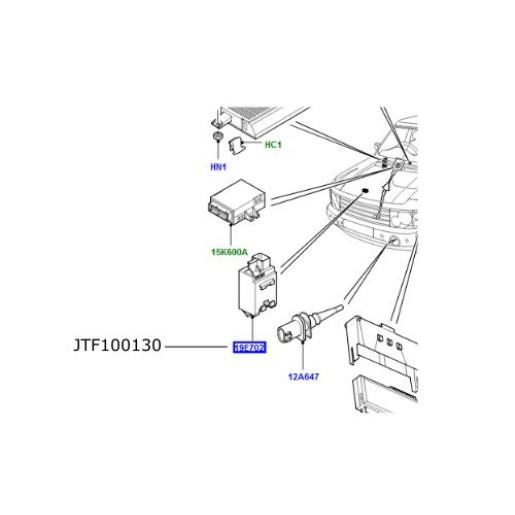 Senzor recirculare Aer Conditionat Range Rover L322