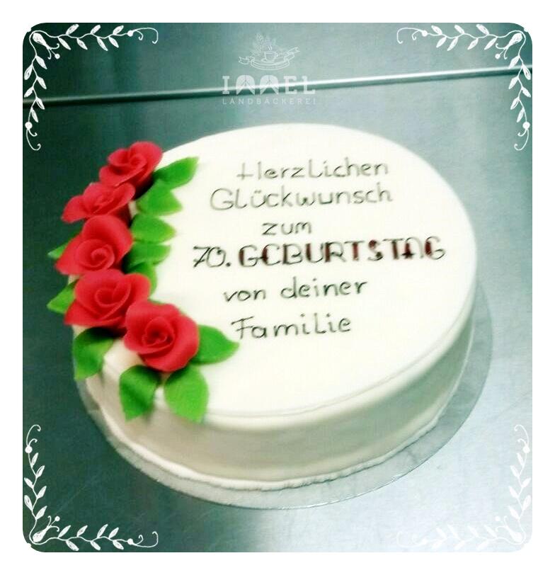 Torten Motivtorten Spezialwünsche Landbäckerei Immel