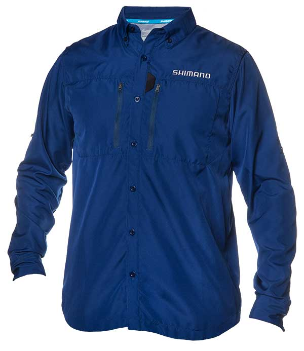 Image result for Shimano Volans Vented Shirt Long Sleeve
