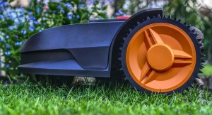 an automatic mower