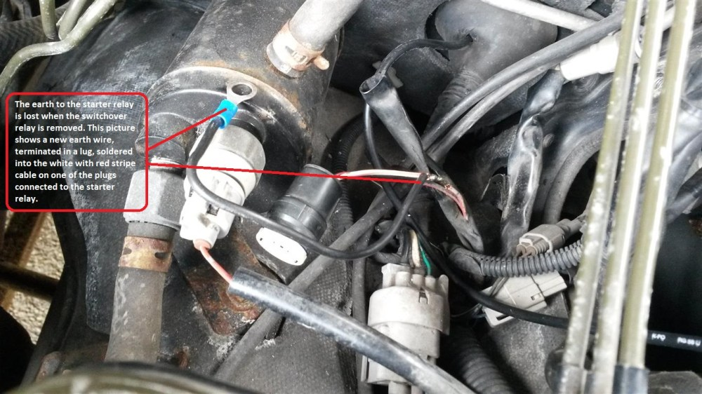 medium resolution of here s a link to the 12 24 volts switchover system wiring diagram http garfieldus com images monty 12v starting conversion 12 24 volts switchover