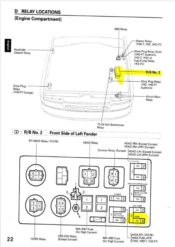 Hj47 Glow Plug Wiring Diagram