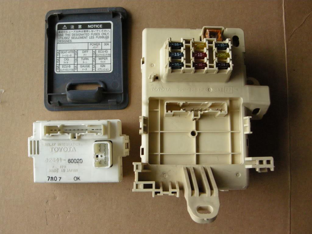 toyota land cruiser prado 120 wiring diagram 1997 jeep wrangler no indicators club