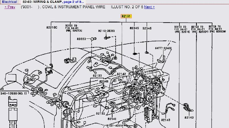 Land Cruiser 100 Series Wiring Diagram, Land, Free Engine