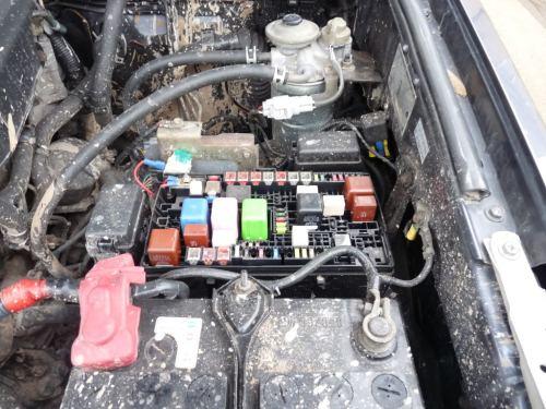 small resolution of 120 a c light flashing fix land cruiser club toyota prado 120 fuse box