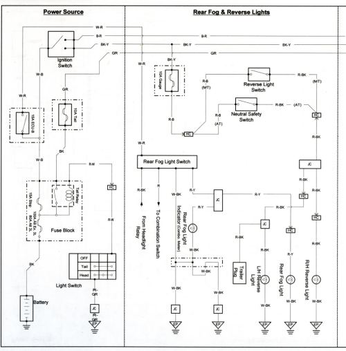 small resolution of  vdj79 wiring diagram outlet wiring u2022 wiring diagrams j squared co prado 150 fuse box