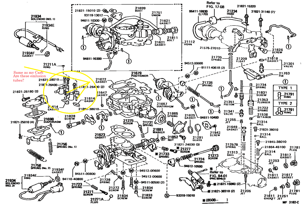 medium resolution of 22r toyota landcruiser my carb schematic png very close to my carb but not sure it is exact match png