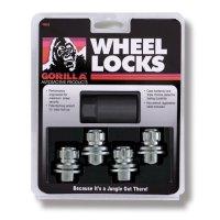Gorilla Automotive 73631T Toyota O.E. Wheel Locks With Washer (12mm x 1.50 Thread Size)