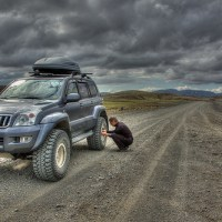 Toyota Land Cruiser Off Roading images