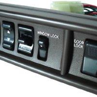 Toyota Land Cruiser 1989-1990 Window Master Control Switch
