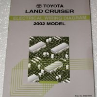 2002 Toyota Land Cruiser Electrical Wiring Diagrams (UZJ100 Series)
