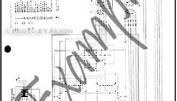 1980 toyota land cruiser fj40 electrical wiring diagram original 2 1979 toyota land cruiser fj40 electrical wiring diagram original 2 door gas