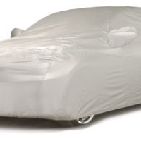 Intro-Tech Intro-Guard Custom Fit Car Cover for Select Toyota Land Cruiser Models - (Gray)